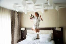 Fotograf Nunta Buzau | Mireasa Vesela | Jump
