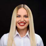 Fotograf Beauty   Fotograf Portret   Frumos   Zambet   Blonda   Femeie